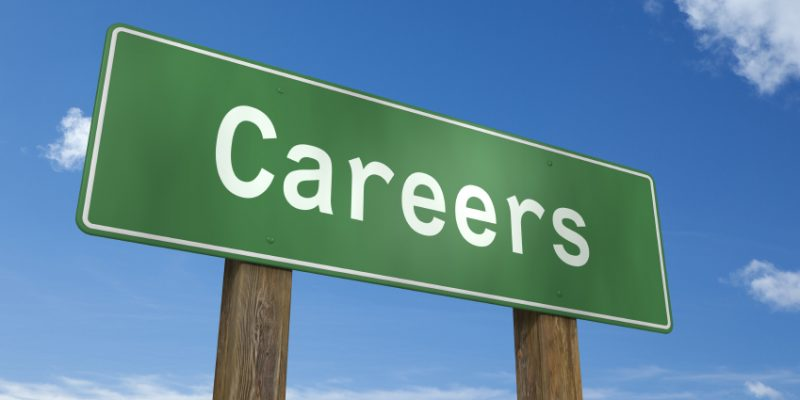 career-sign