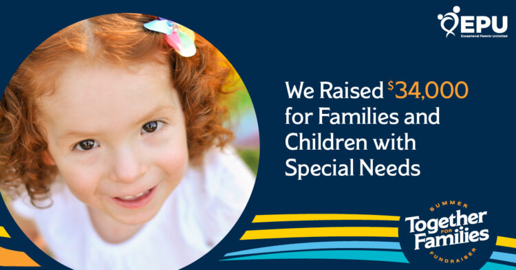 Exceptional Parent Event Raises $34,000 for Families and Children with Special Needs